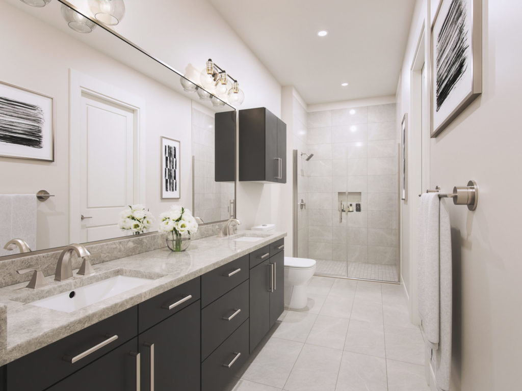luxury spa bathroom - Come Home to Pure Relaxation