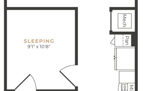 Stellar Houston Studio Apartments